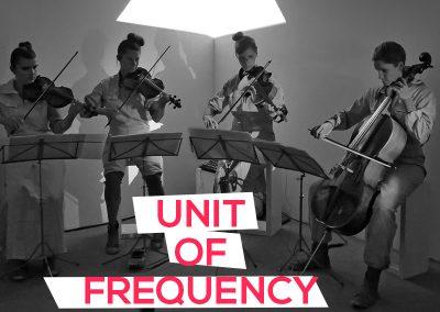 UNIT OF FREQUENCY (U.O.F.)