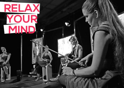 RELAX YOUR MIND!