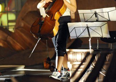Kasseler Musiktage - Quartett PLUS 1, Kunsthalle Fridericianum / Kassel / 2011