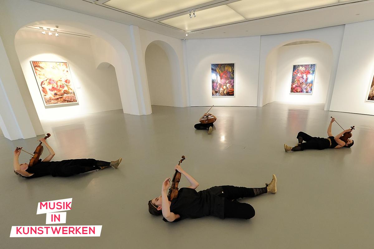 Musik in Kunstwerken