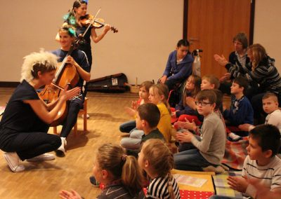 Quartett PLUS 1 Kinderkonzerte_2